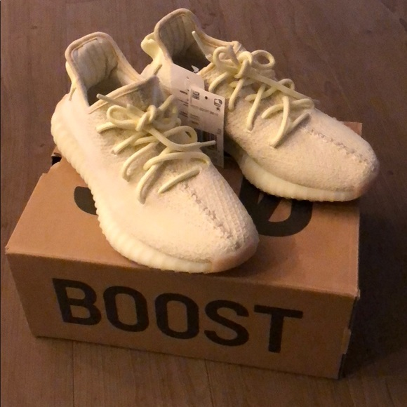 c56b42b27f214 Yeezy Boost 350 V2 Butter Color. NWT. adidas.  400  220. Size. 8. Buy Now